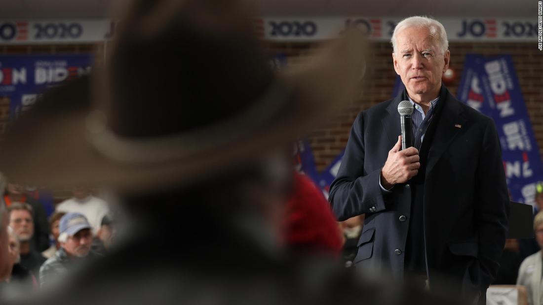 Opinion: Joe Biden's 'West Wing' fantasy