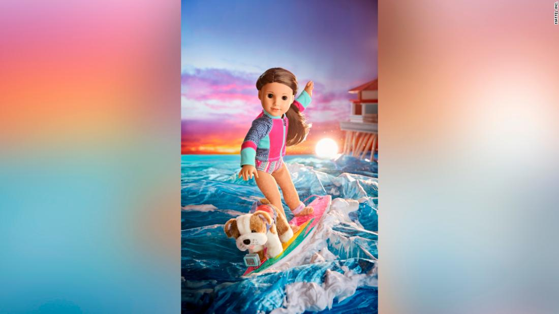 American Girl releases its first doll with hearing loss