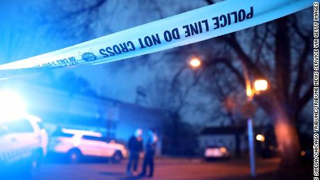 Chicago's homicide rate decreases for the third straight year