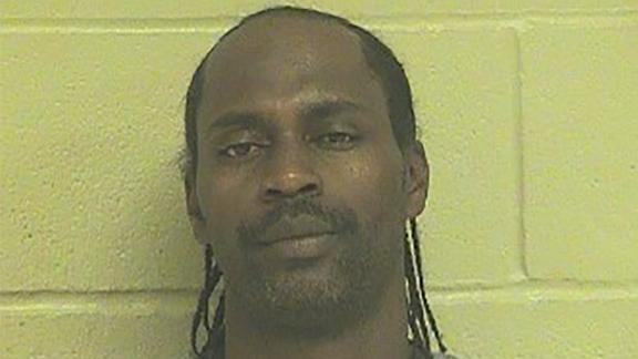 Gregory Newson is a suspect in the deputy
