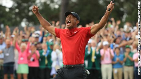 Tiger Woods' Masters defense postponed because of coronavirus