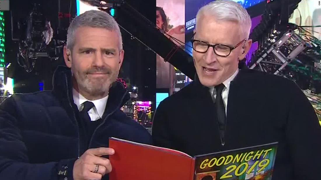 Άντερσον και τον Andy να ρίξει μια μικρή σκιά στο 2019