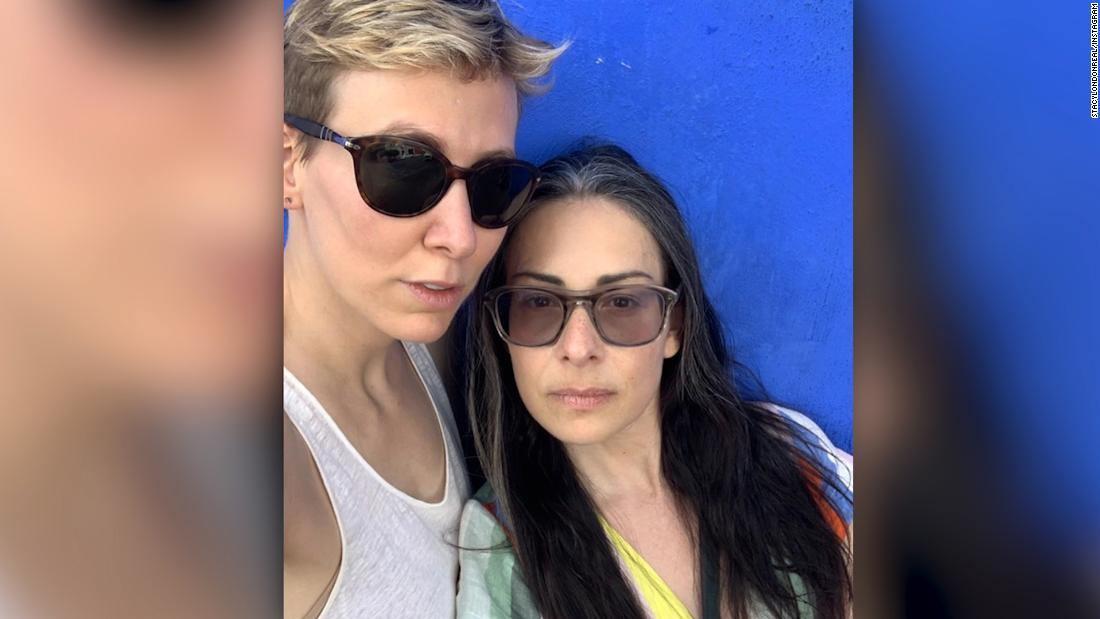 TV personality Stacy London reveals girlfriend - CNN Video