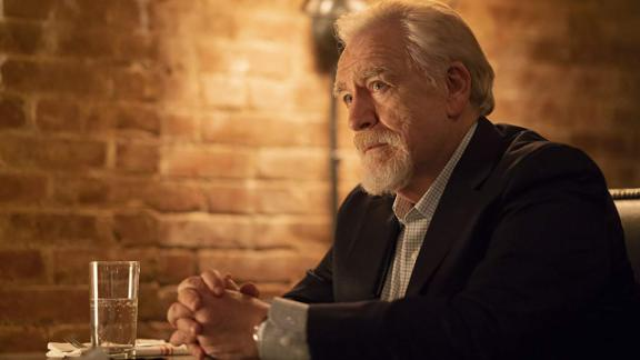 "Best actor in a television series — drama: Brian Cox, ""Succession"""