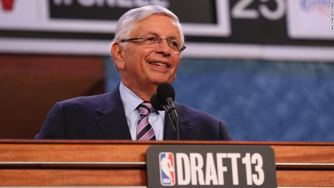 David Stern reshaped the league while presiding over explosive growth across three decades