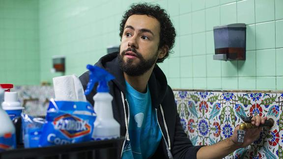 "Best actor in a television series — musical or comedy: Rami Youssef, ""Ramy"""