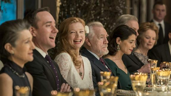 "Best television series — drama: ""Succession"""