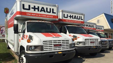 U-Haul is offering 30-day storage for free to college students who have to suddenly move out because of the coronavirus outbreak, the company announced.