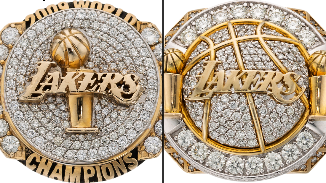 Lamar Odom Pawned His Championship Rings Now They Re On Auction For 100 000 Cnn