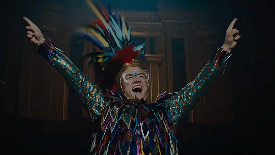 "<strong>Best original song: </strong>""(I'm Gonna) Love Me Again,"" written by Elton John and Bernie Taupin for the movie ""Rocketman"""