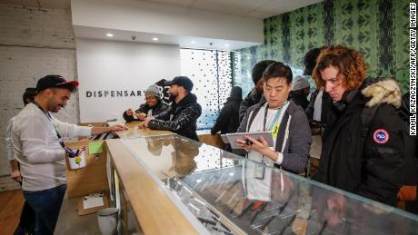 The first week of legal marijuana sales in Illinois brought in nearly $11 million