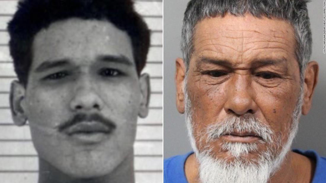 死刑確定者本人に対する死刑アメリカ-サウスキャロライナ州で捕獲した40年後に脱出した作品からクルー