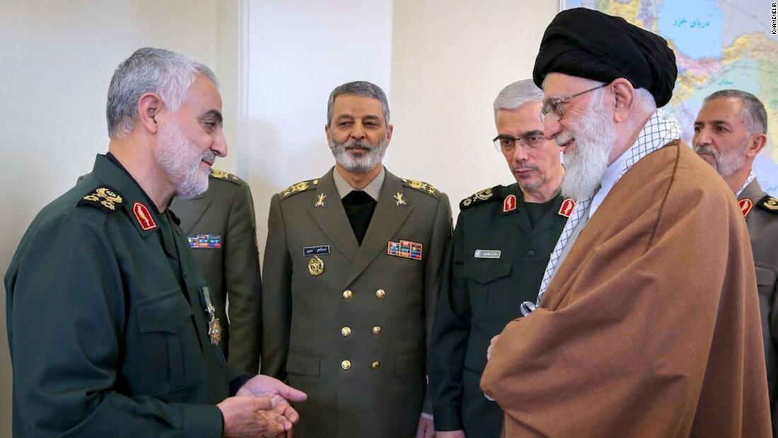 Damon: Killing of Iranian commander 'uncharted territory'