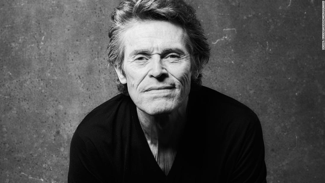 Willem Dafoe über vierzig Jahren von der Schauspielerei:
