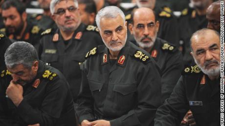 Un drone américain ordonné par Trump tue un commandant iranien à Bagdad