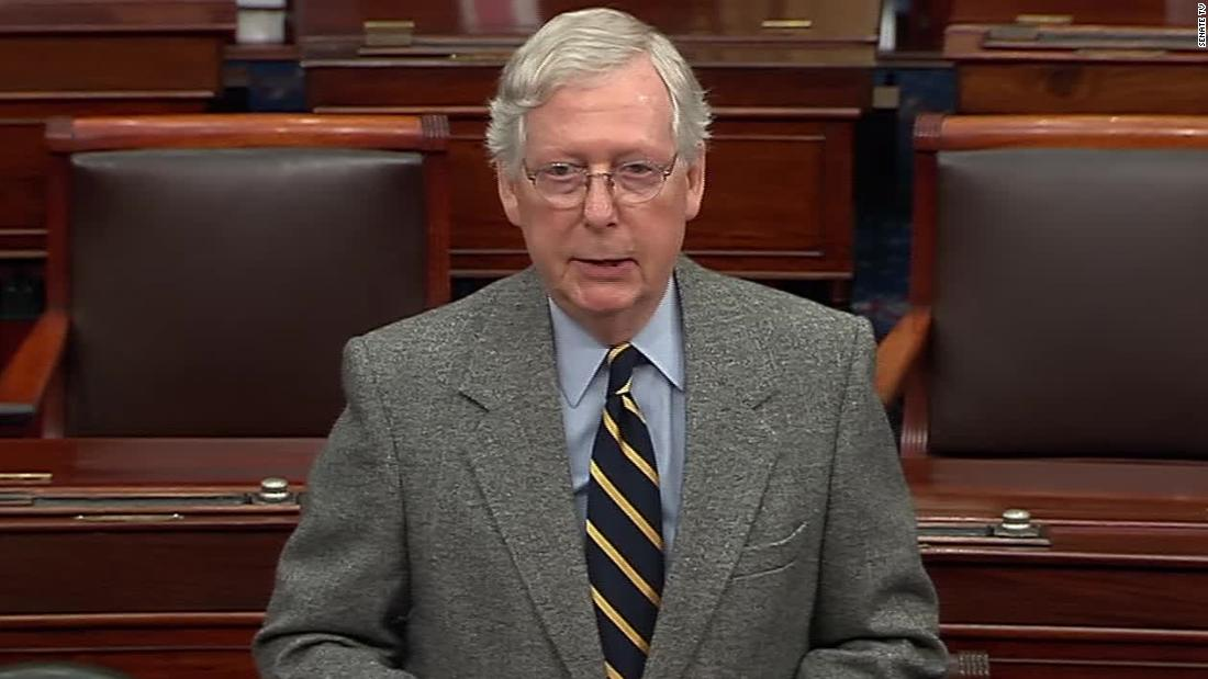 Mitch McConnell wins (again)