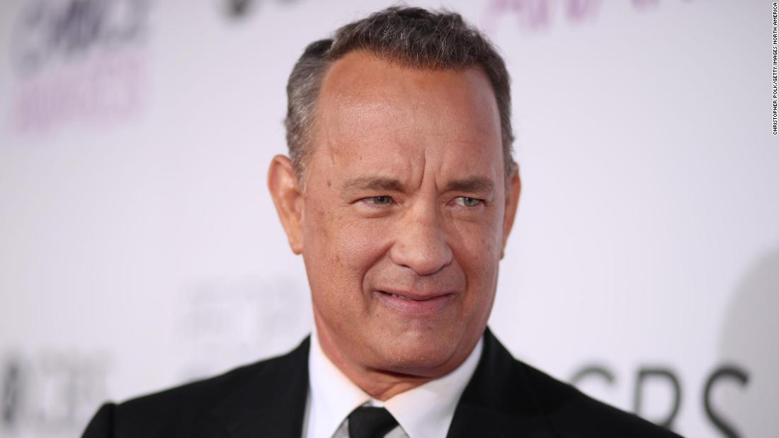 Tom Hanks' iconic roles throughout the years