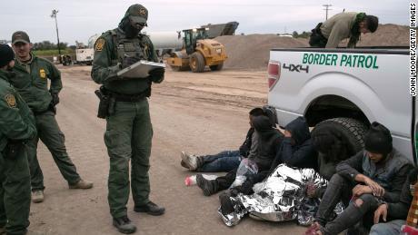 Preliminary Border Patrol data shows US-Mexico border apprehensions continue to decline