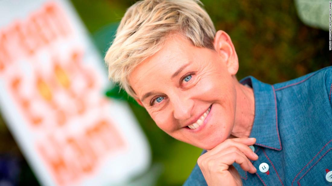image of How Ellen DeGeneres became one of America's best-known stars