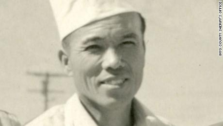 Giichi Matsumura was interred with others of Japanese ancestry during World War II.