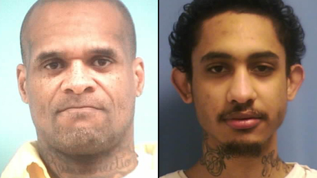 Authorities capture the two inmates who escaped a Mississippi state penitentiary