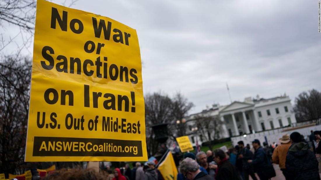 Swalwell: Warum Trump kann man nicht trauen auf den Iran