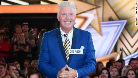 Derek Acorah was a popular TV psychic medium in the UK.