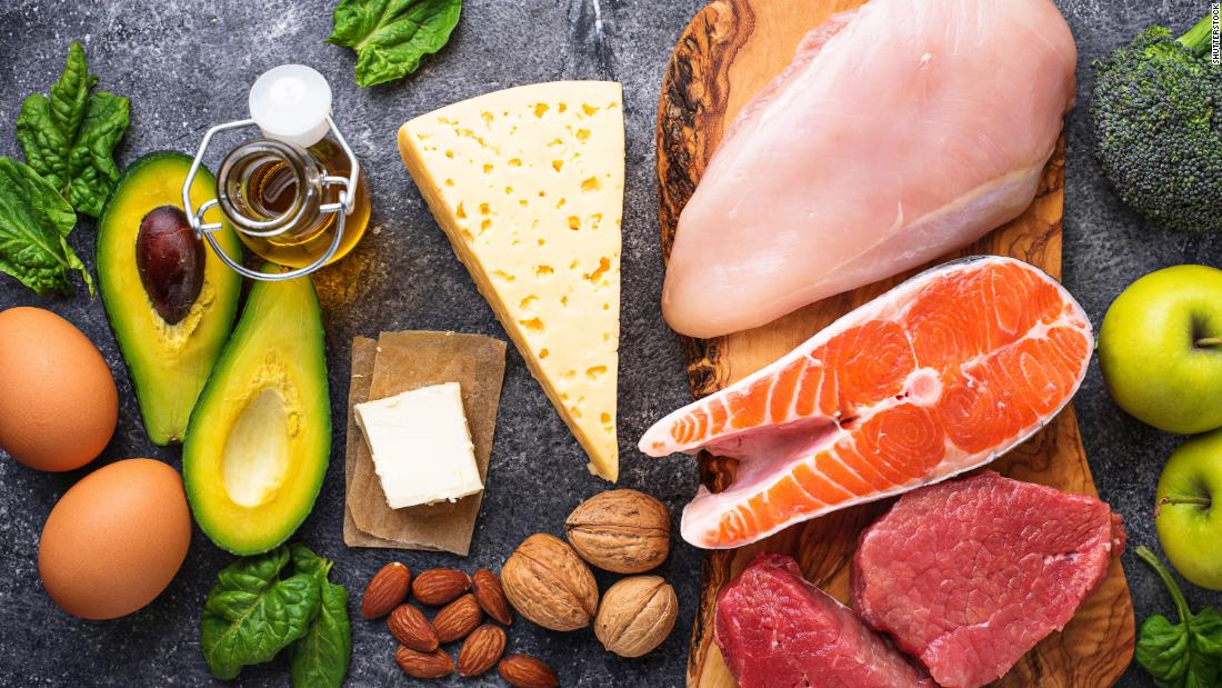 Professionals state the keto diet isn't sustainable, so why is it so popular? - CNN thumbnail