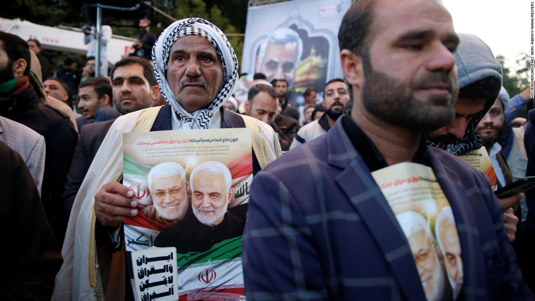 Σύγκρουση στο ιράν επιβεβαιώνει Ατού είναι που νομίζω ότι είναι Δημοκράτες