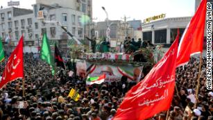 Uproar and consequences mount for Trump after Soleimani killing