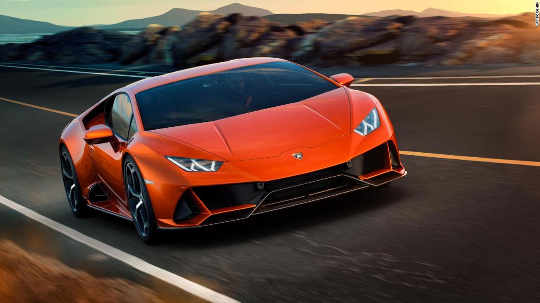 Είναι η Lamborghini πολύ κρύο; Απλά ρωτήστε Alexa για να το ζεστάνω