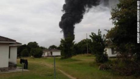 Service member two contractors killed in Kenya