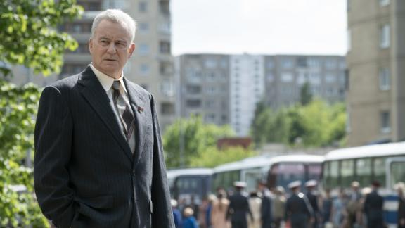 "Best supporting actor in a series, miniseries or television film: Stellan Skarsgard, ""Chernobyl"""