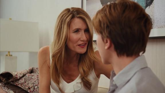 "Best supporting actress in a motion picture: Laura Dern, ""Marriage Story"""