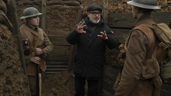 """Best director: Sam Mendes, """"1917"""""""
