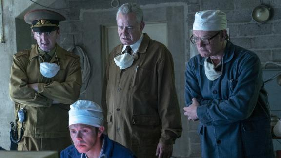 "Best miniseries or television film: ""Chernobyl"""