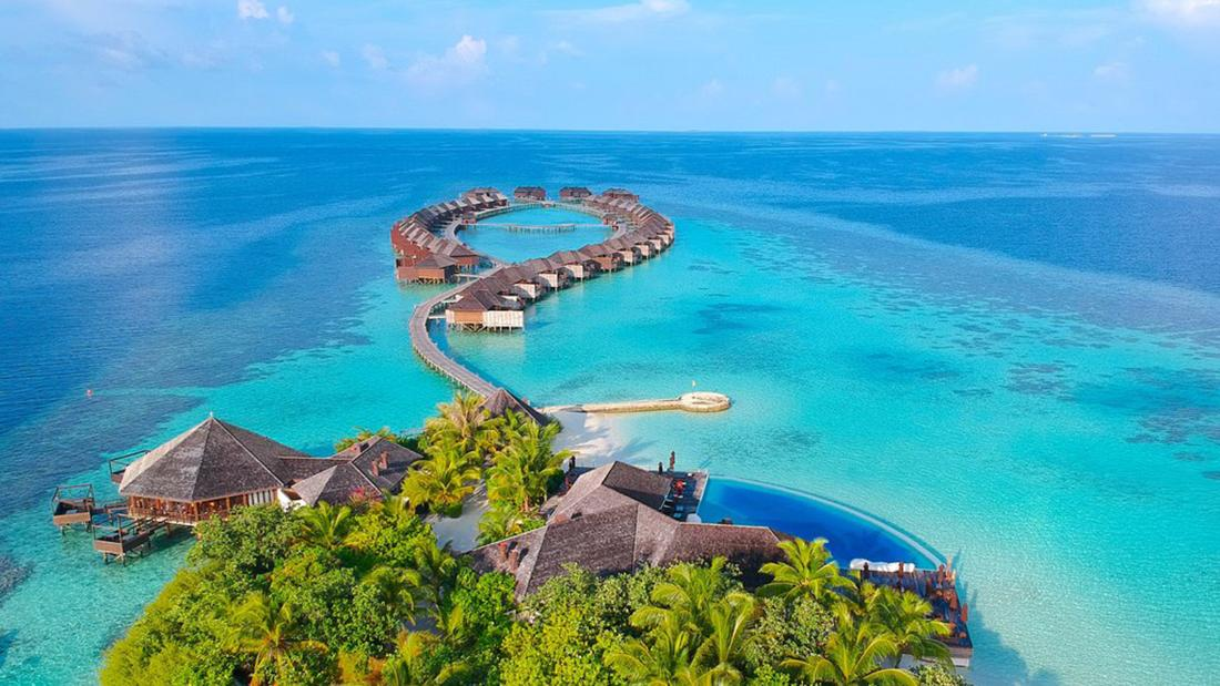 Maldives was a Bollywood bolthole during India