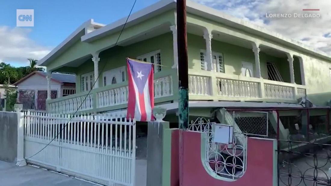 Puerto-Ricaner teilen survival-Geschichten nach dem Beben