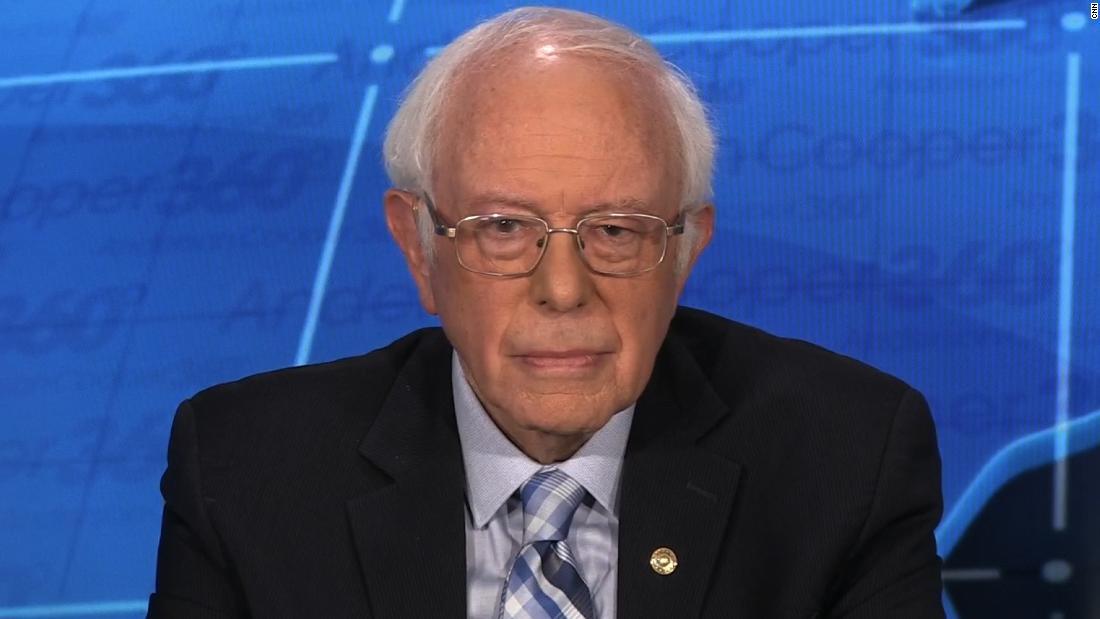 Analyse: Die Kosten von Sanders' agenda setzen würden, ein Friedenszeiten UNS aufnehmen