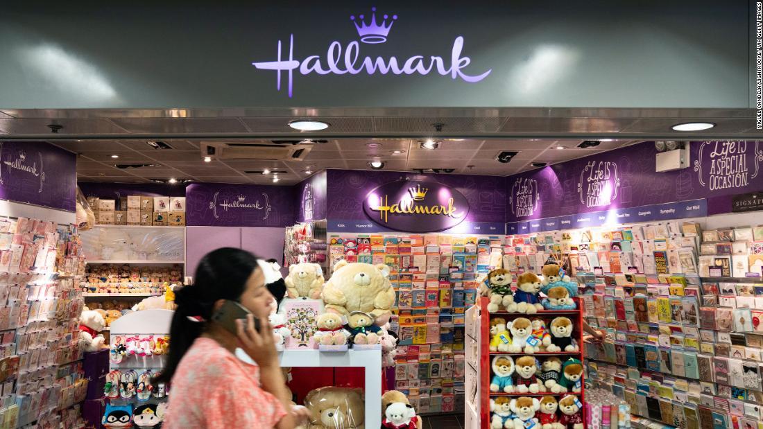 Hallmark Cards akan memangkas 400 lowongan
