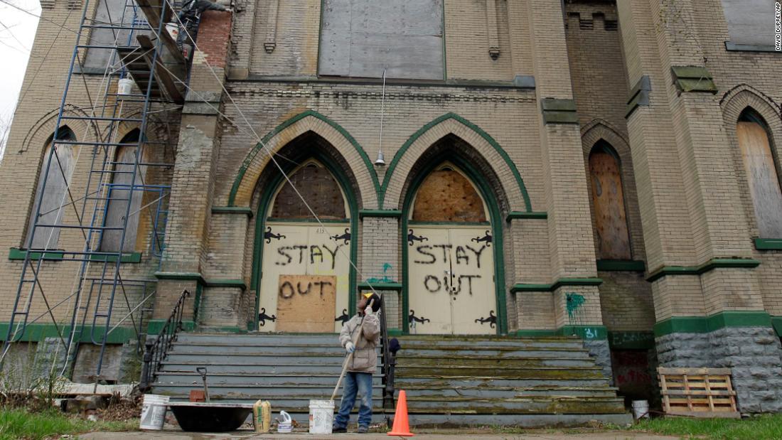 Was kann Amerika tun mit leeren Kirchen?
