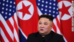 White House tells North Korea they want to resume negotiations, national security adviser says
