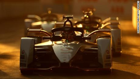 Driver's Eye: The Formula E camera revolutionizing motorsport