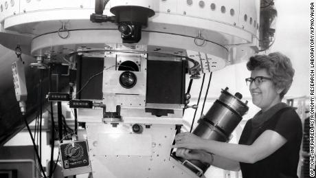 First US observatory named in honor of a female astronomer, Vera Rubin