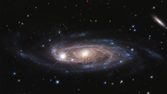 "Galaxy UGC 2885, nicknamed the ""Godzilla galaxy,"" may be the largest one in the local universe."