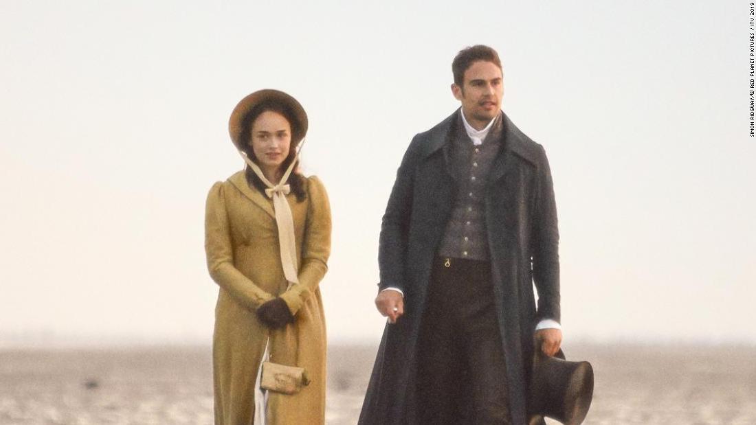 Jane Austen's unfinished 'Sanditon' becomes a modern 'Masterpiece'