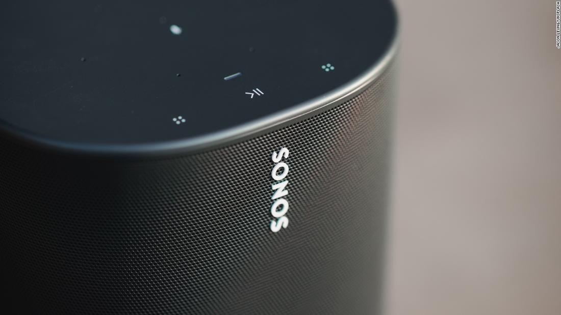 CEO of Sonos, a speaker manufacturer, says company will continue to support older products, despite previous statements - CNN