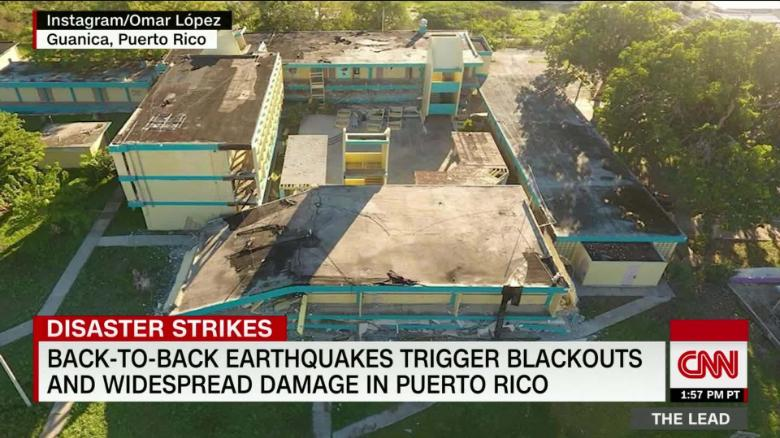 More than 500 earthquakes have rattled the Puerto Rico region in 10 days. -  CNN