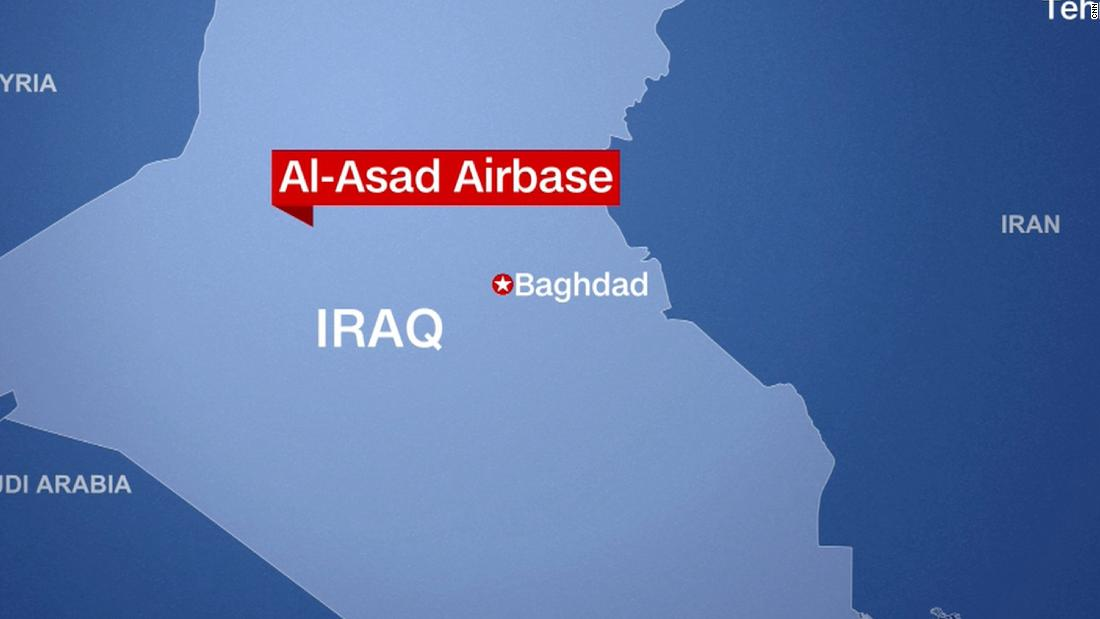 No initial reports of any US or Iraqi casualties, sources say