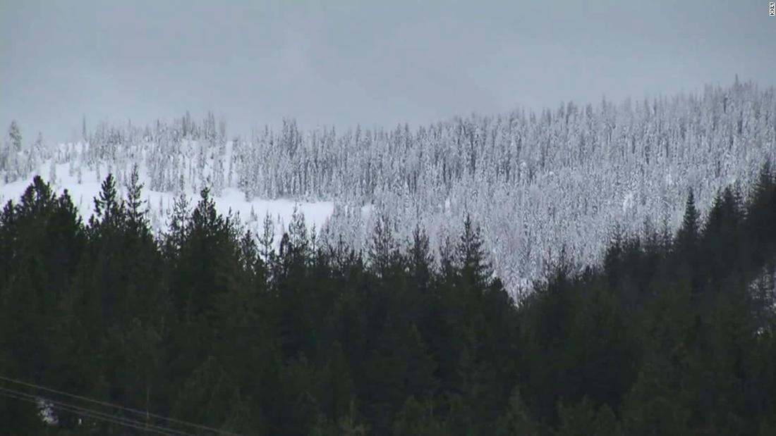 Το τρίτο πτώμα που βρέθηκε μετά το χιονοδρομικό κέντρο χιονοστιβάδα